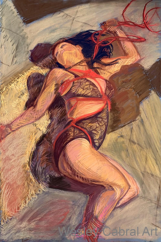 Shibari Figure