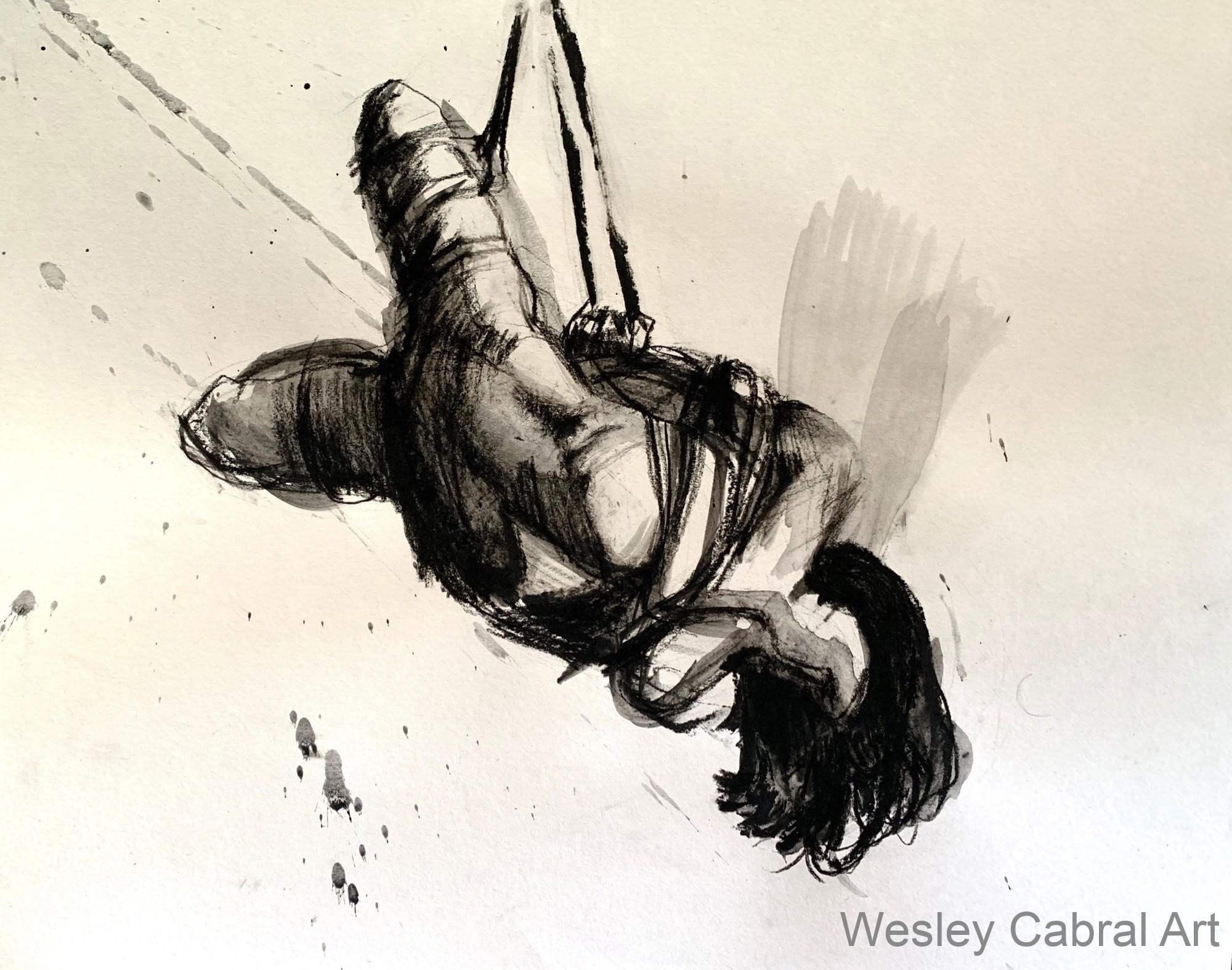 Shibari Sketch
