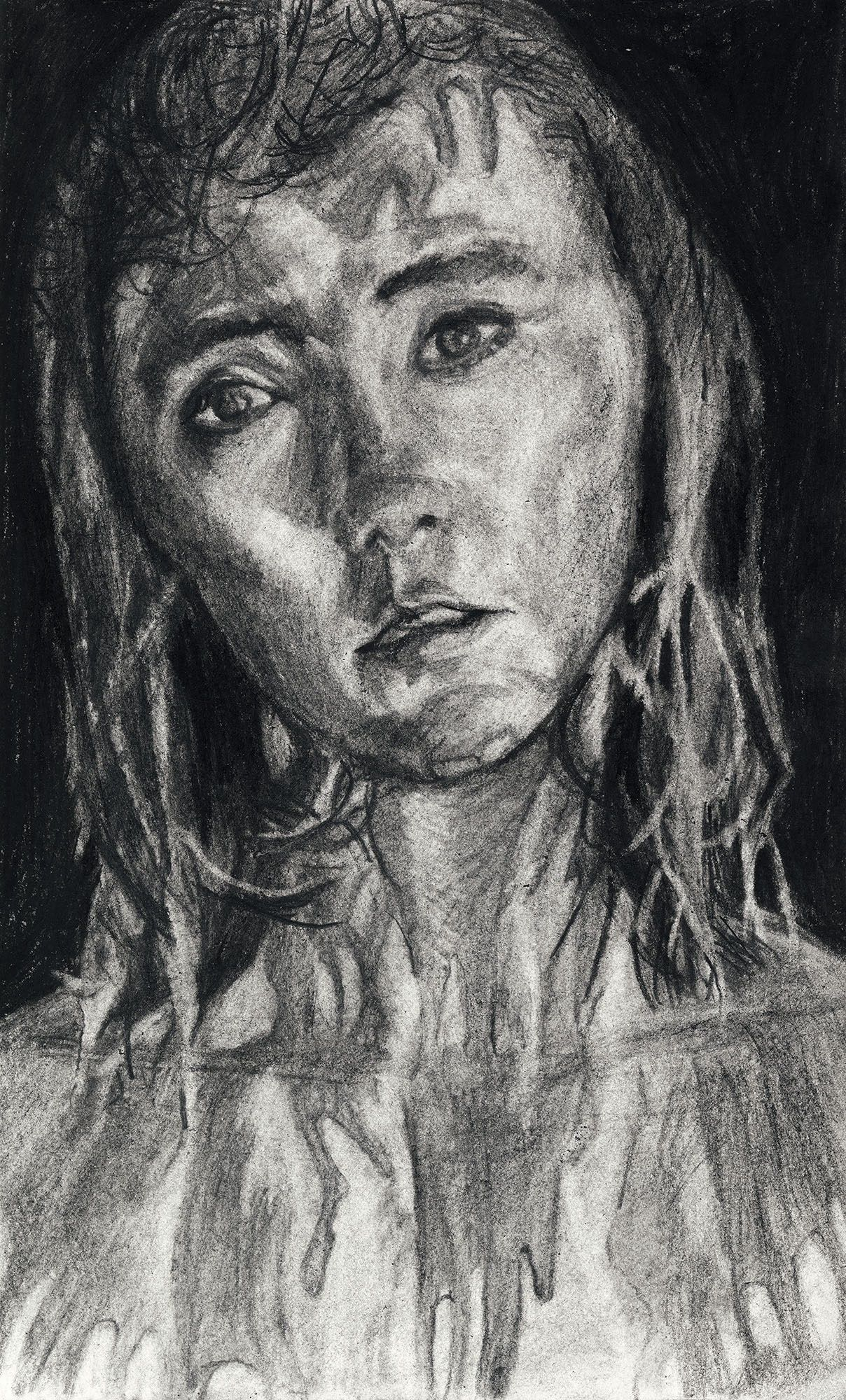 Portrait of Mary #2